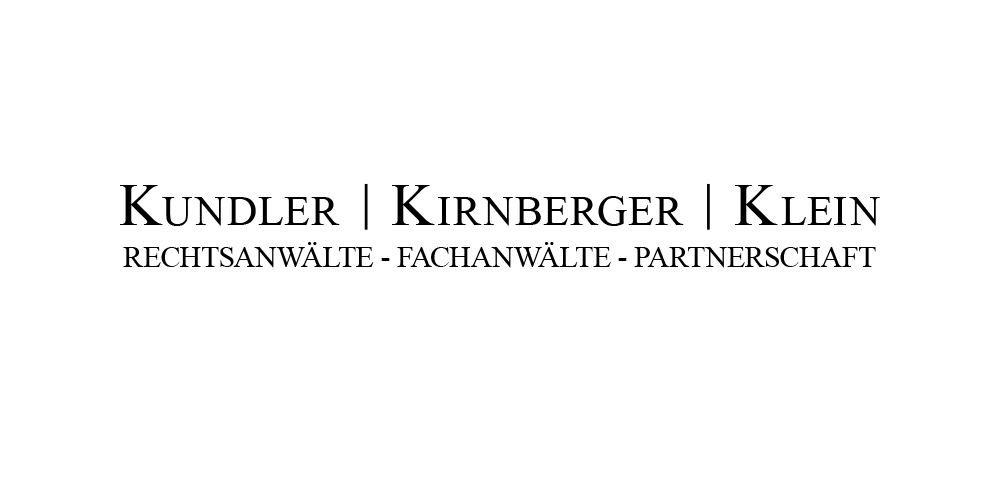 Rechtsanwälte Kundler Kirnberger Klein